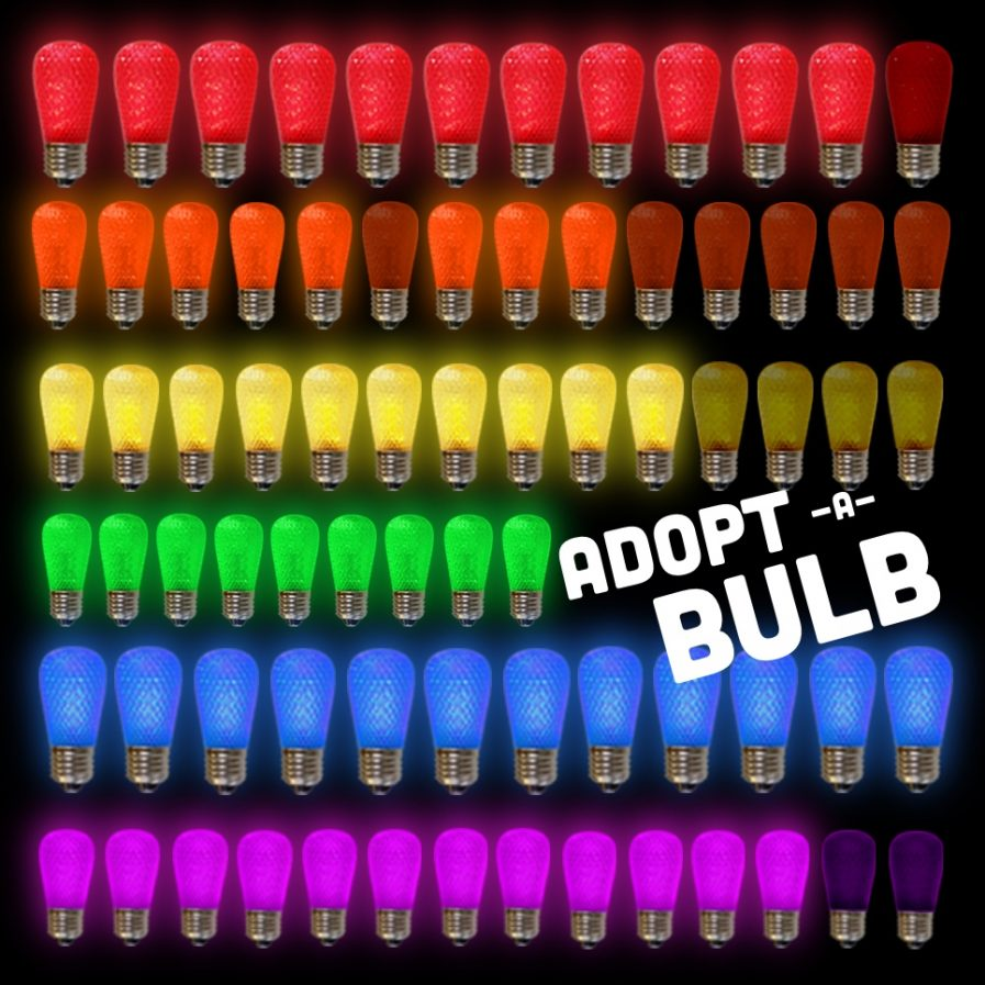 Light up the Night for Equality, Adopt-A-Pride-Light