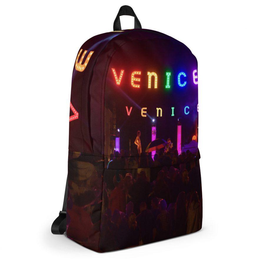 Venice Pride Sign Backpack