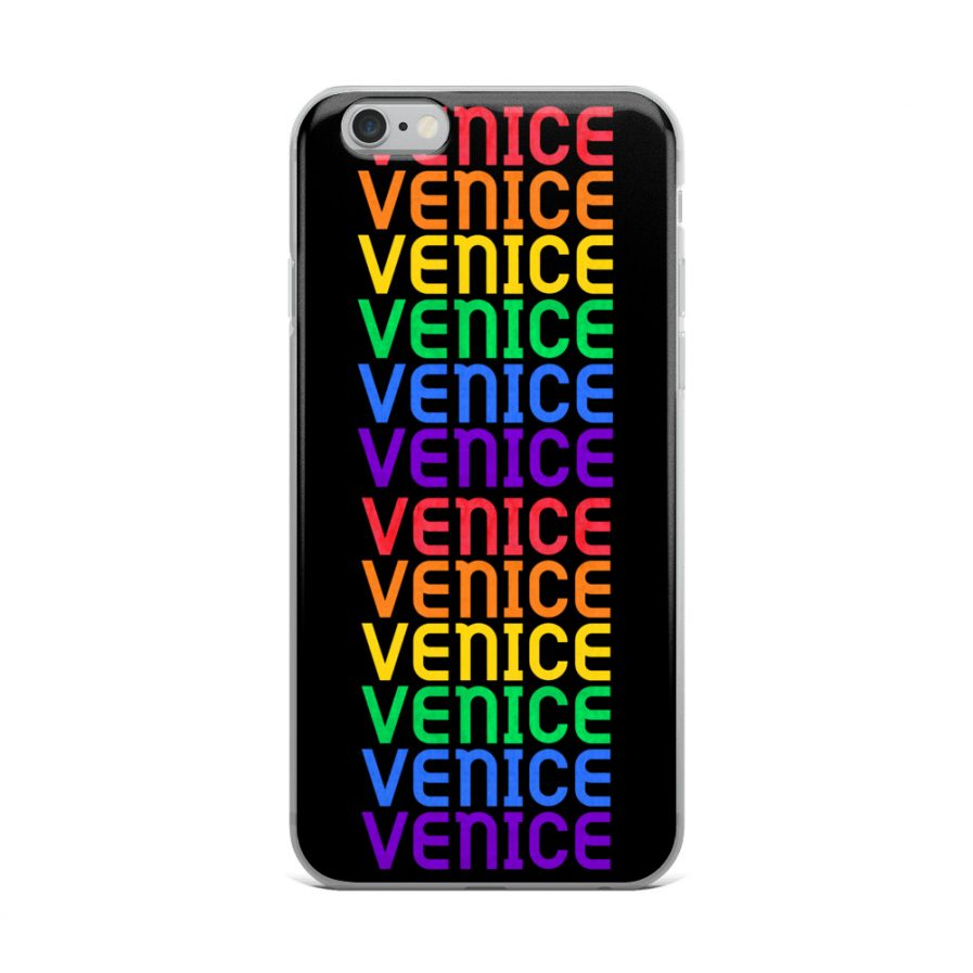 Venice Pride iPhone Case