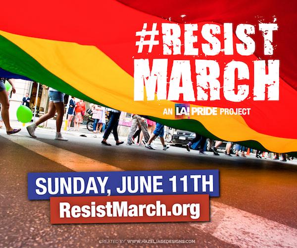 #Resist March 2017