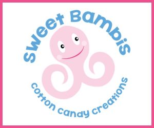 Sweet Bambis Cotton Candy Creations