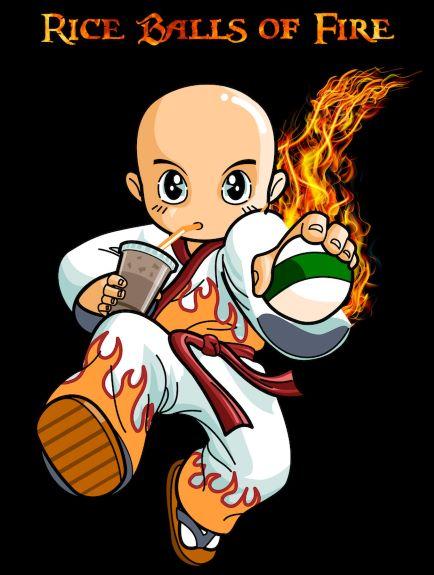 Rice Balls of Fire