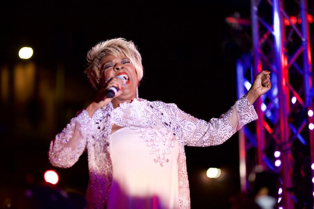 Thelma Houston Performs at Venice Pride 2018